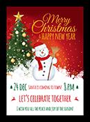 Christmas Flyer - 11