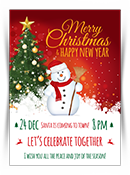 Christmas Party Invitation - 11