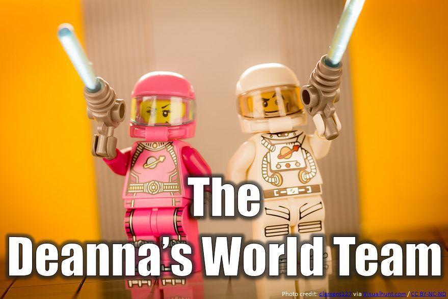Deanna's World Team