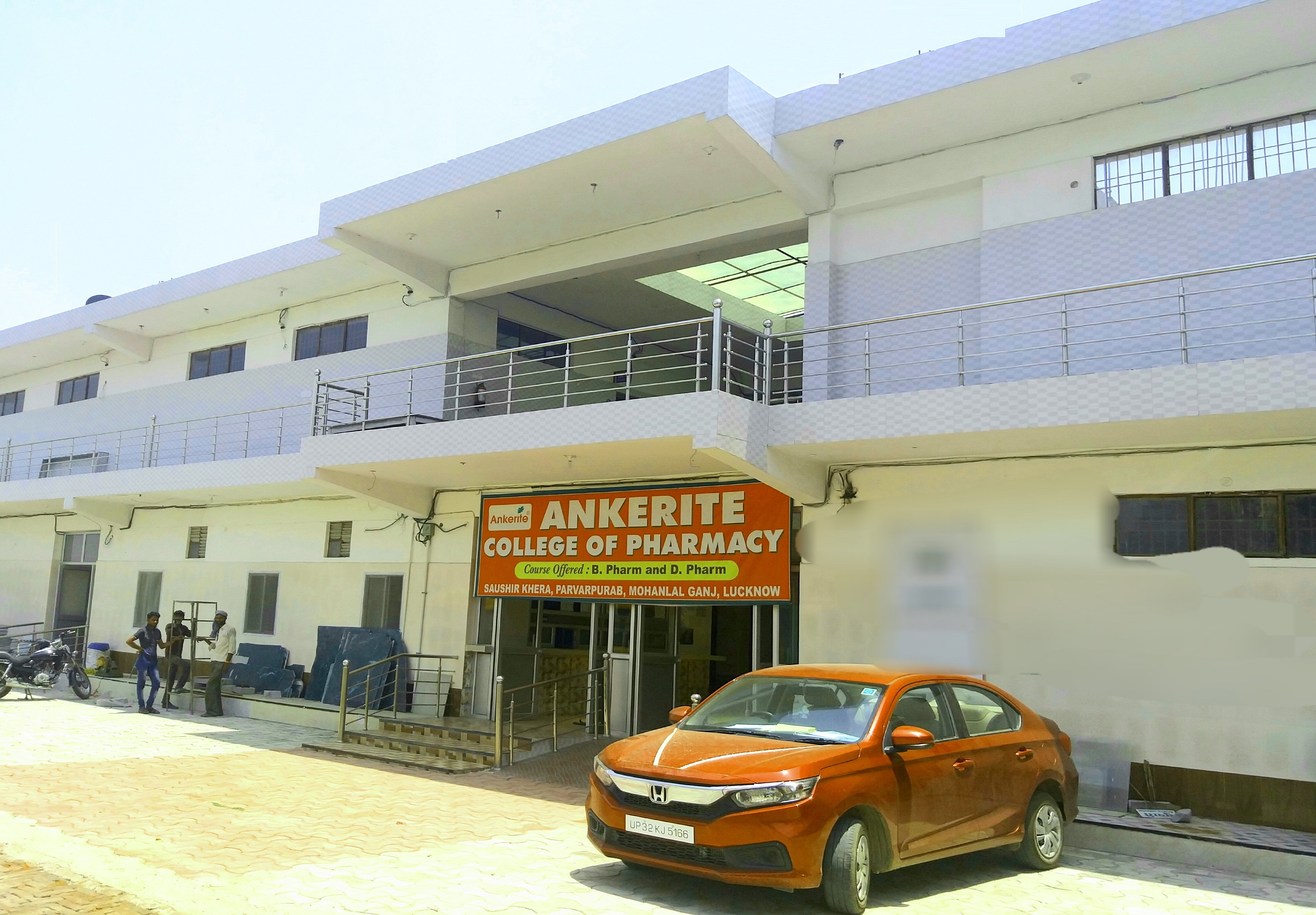 Ankerite College of Pharmacy, Lucknow