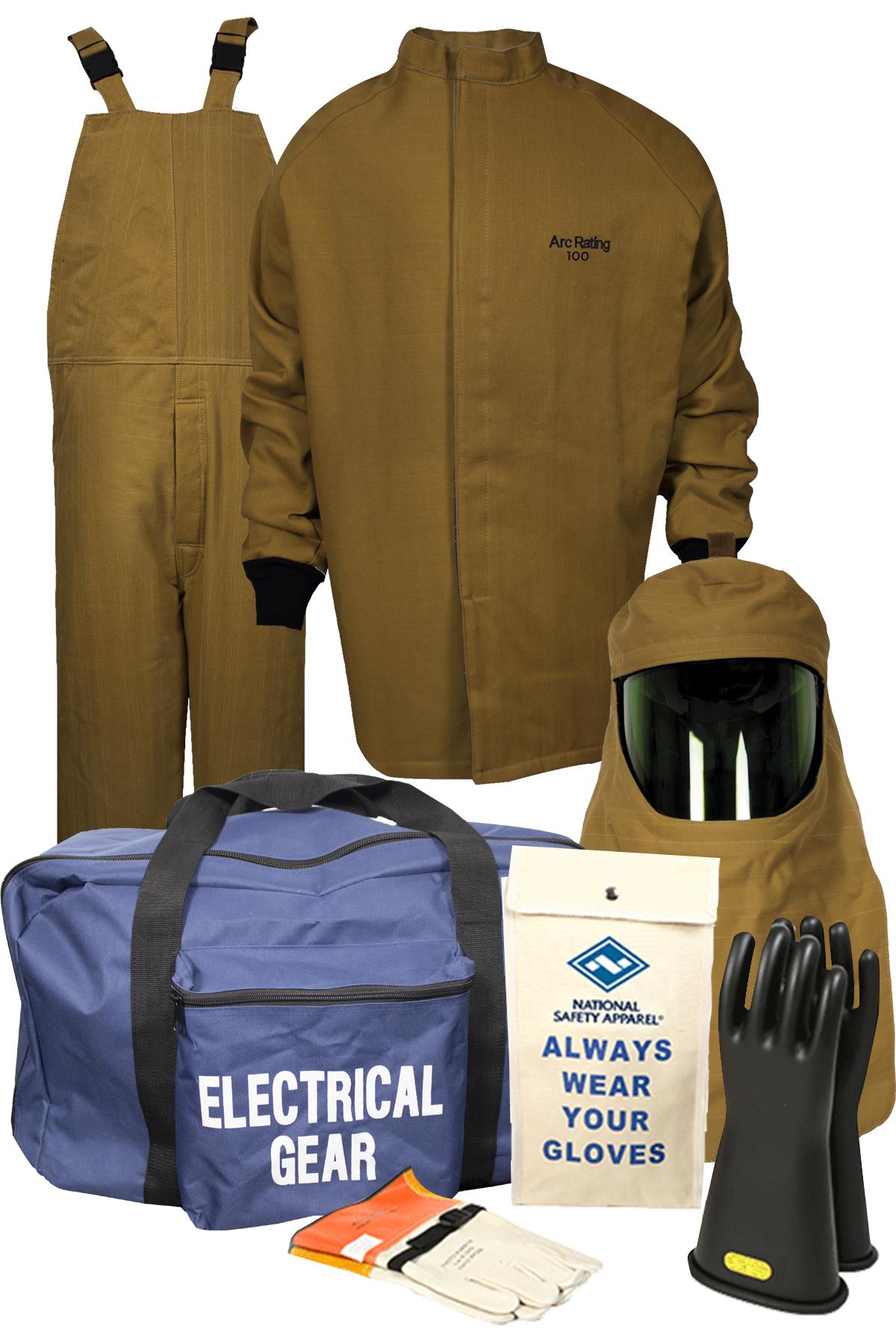 National Safety Apparel KIT4SC1003X08
