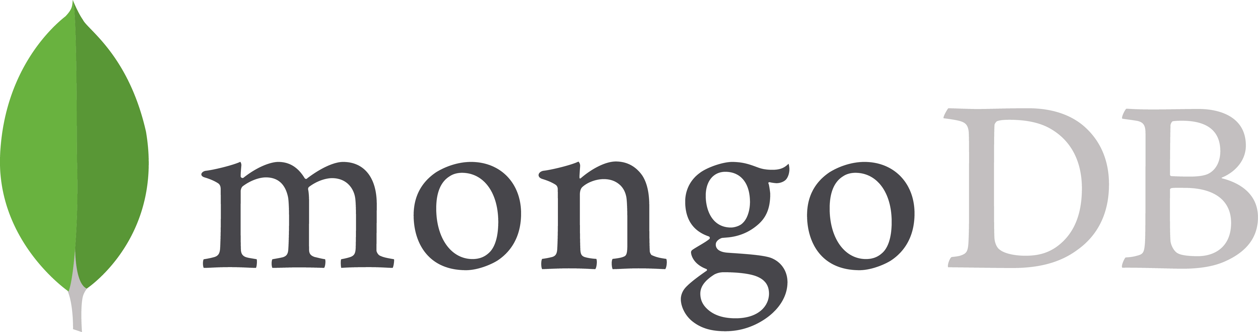 MongoDB ロゴ