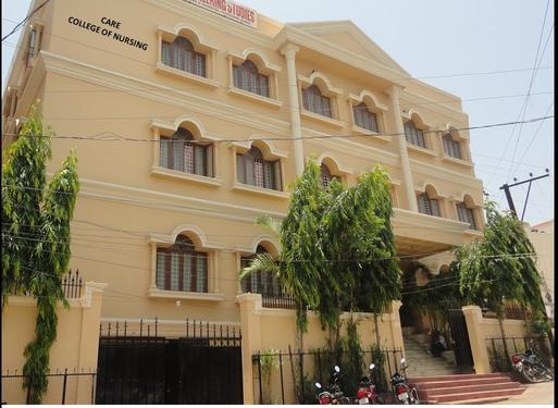 Care College of Nursing, Hyderabad Image