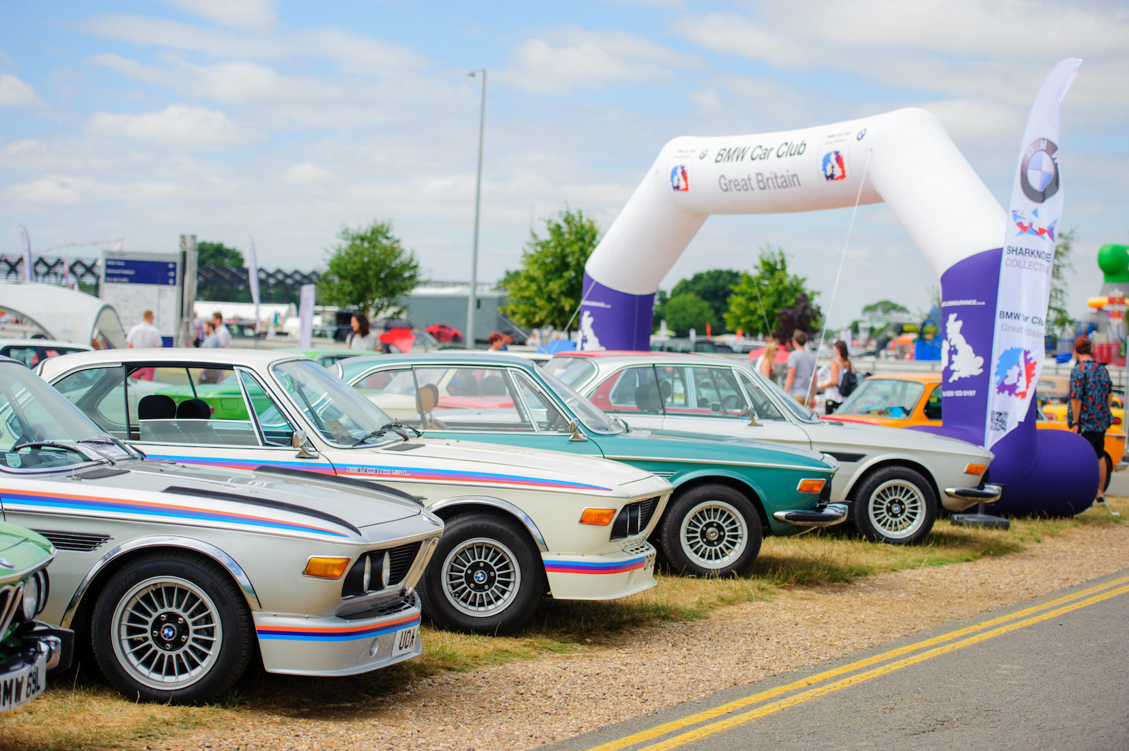 Take to the Road News Stars shine on Super Sunday as Silverstone Classic concludes