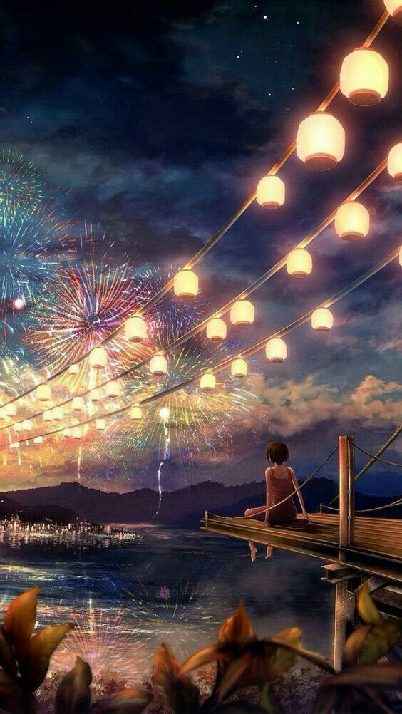 Anime Backgrounds 4