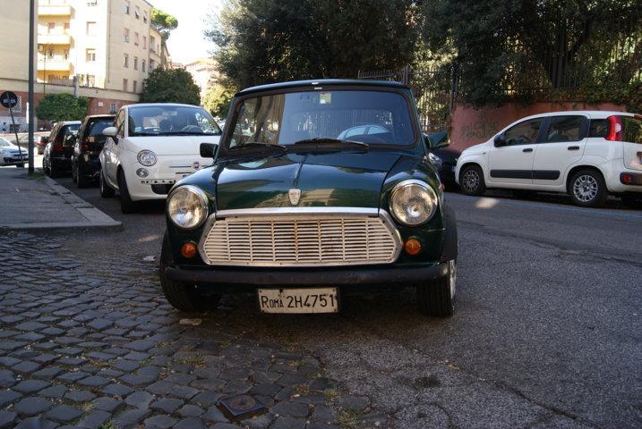 1993 Mini Rover - The Italian Job