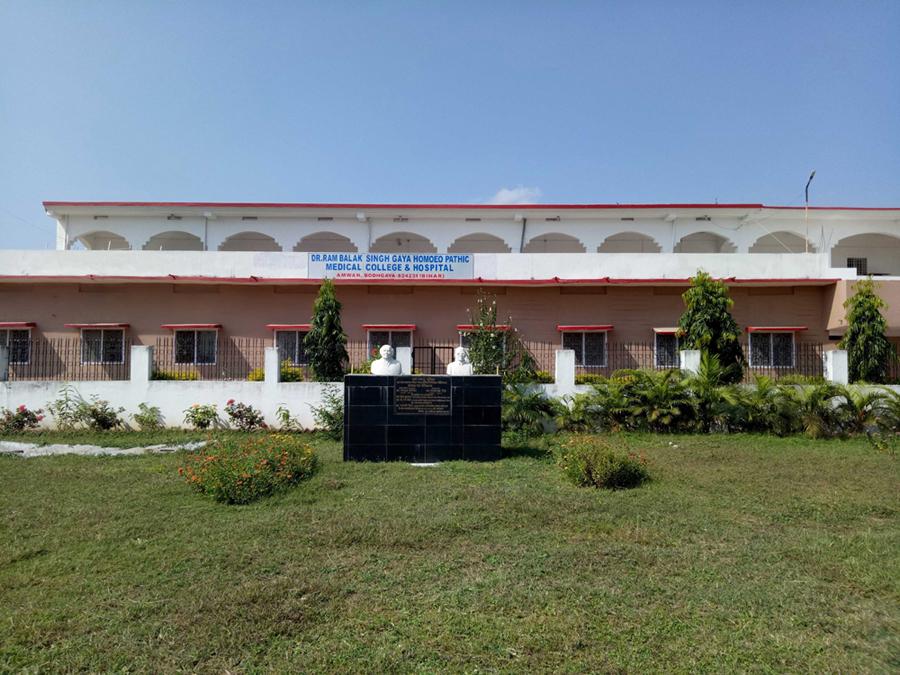 Dr. Rambalak Singh Gaya Homoeopathic Medical College And Hospital