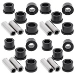 Upper Lower A Arm Bearing Bushing Kit Yamaha YFM400 Grizzly 4x4 Auto 2007 2008