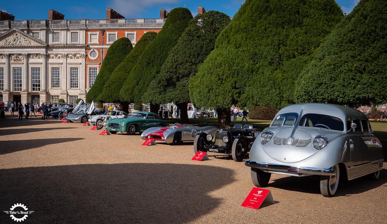 Pair of unique Alfa Romeo 6Cs join Concours of Elegance 2020