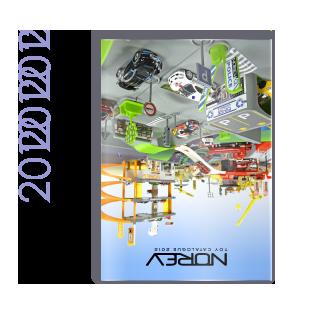 Catalogue Norev Jouet 2012