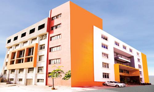 Sri Kalabyraveshwara Swamy College of Nursing and Hospital Image