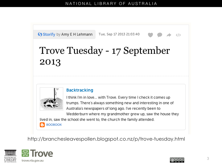TroveTuesday