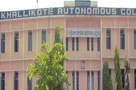 Khallikote Autonomous College, Ganjam Image