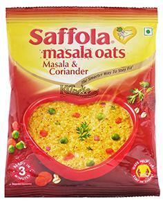 Saffola Oats Masala Coriander 43 g