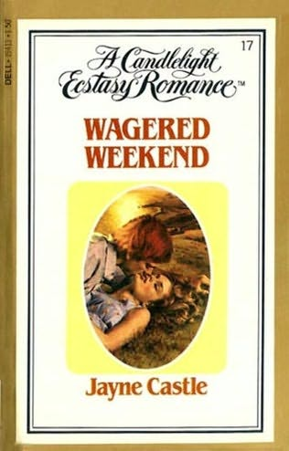 Wagered Weekend by Jayne Castle