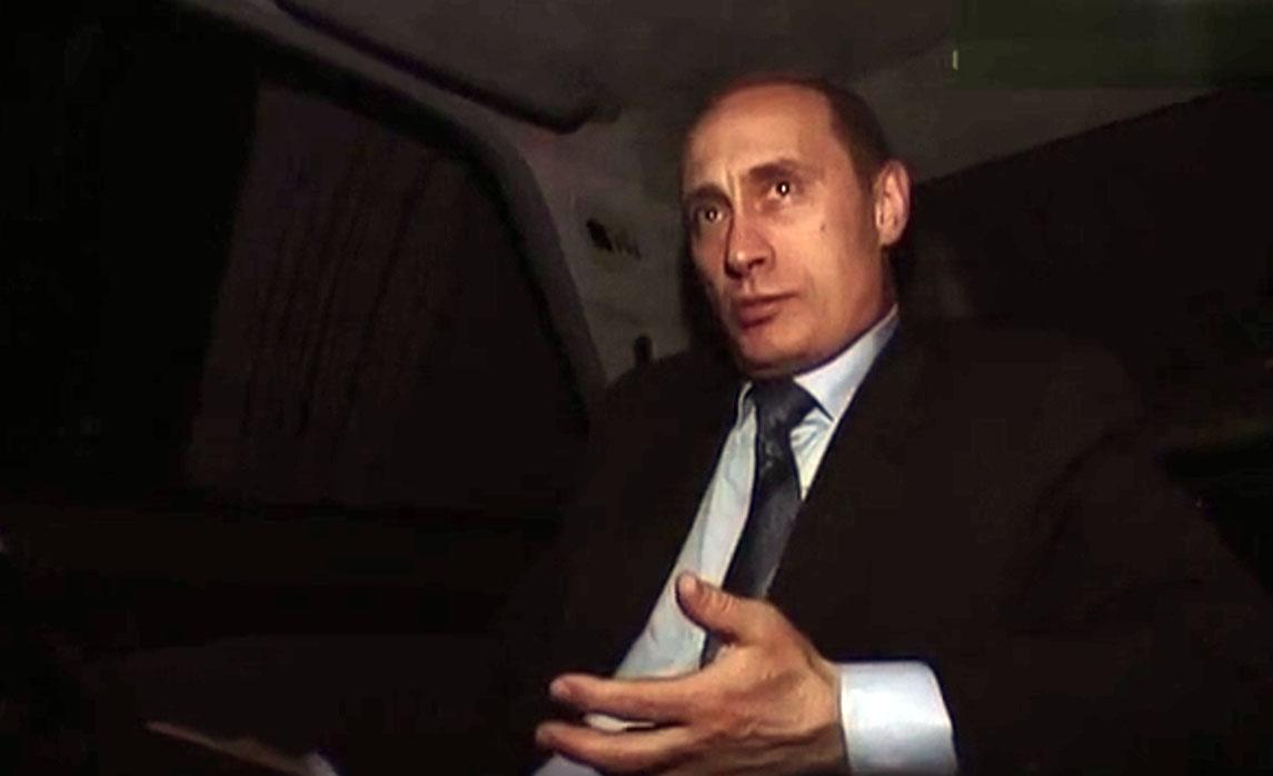 Оговорка Владимира Путина в 2000 году