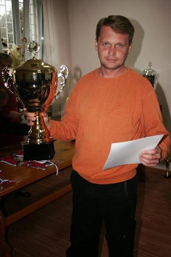 Кузнецов_А.Б. голубевод Подольского клуба спортивного голубеводства
