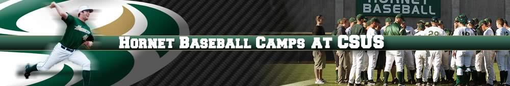 Sacramento State Univ Baseball Camps