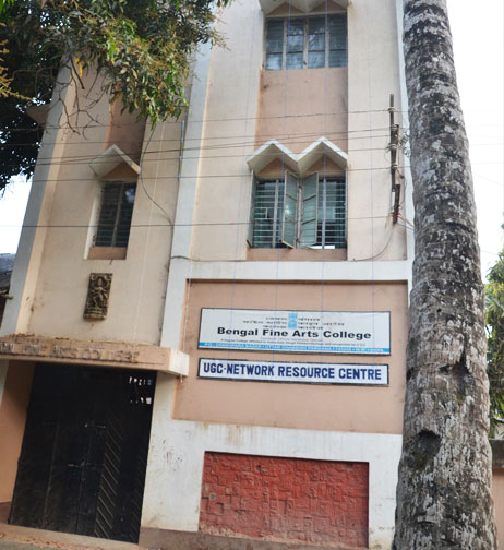 Bengal Fine Arts College, 24 Parganas (n)