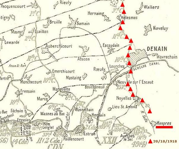 Journée du 20 octobre 1918
