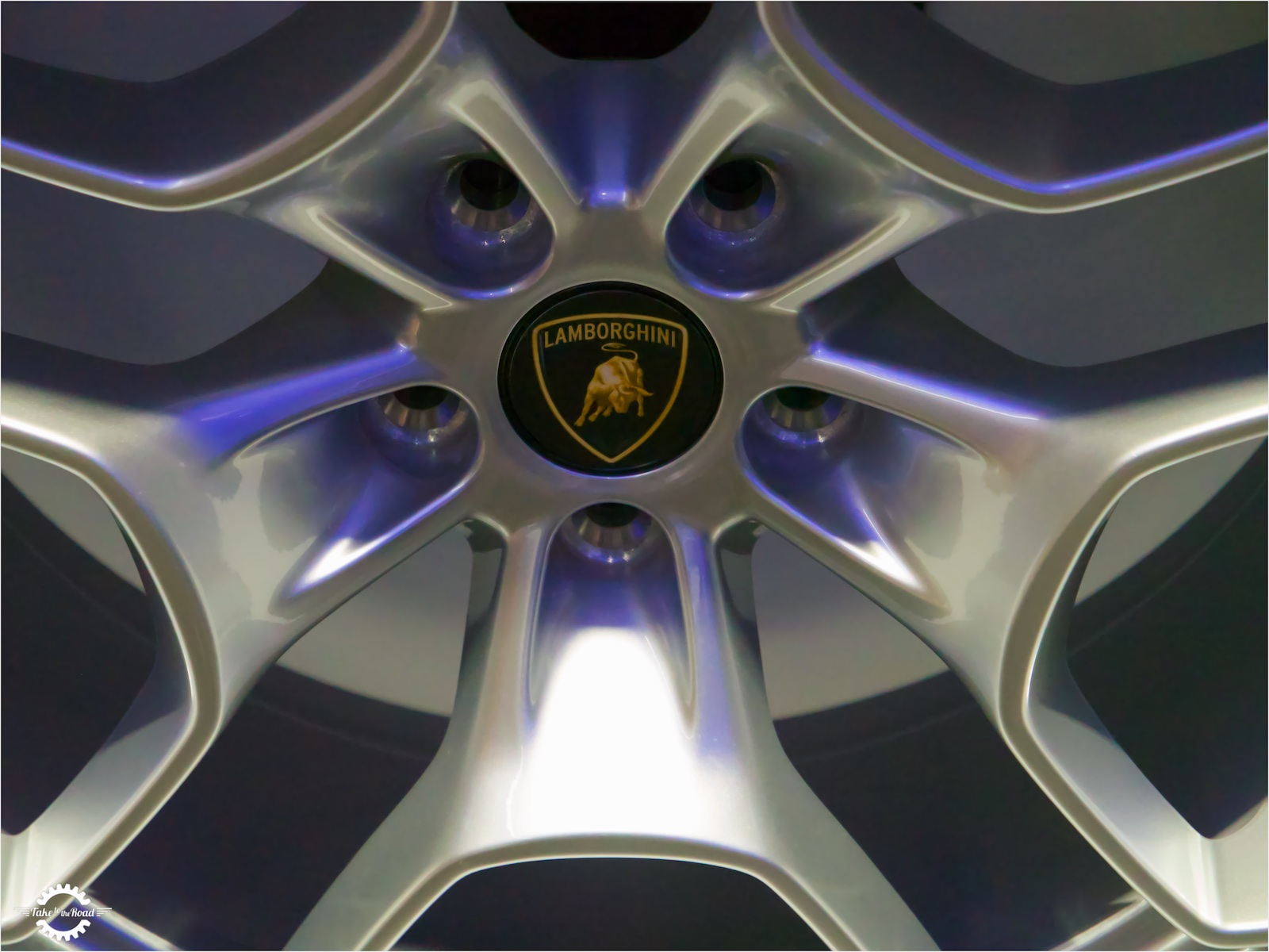 Take to the Road attends opening of new Lamborghini Tunbridge Wells