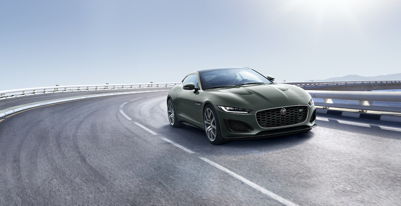 New Jaguar F-Type Heritage 60 Edition announced