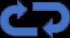 Grafik Austausch: Diese Grafik-Datei könnt ihr als Word-, GIMP- und PNG-Datei kostenlos herunterladen.
