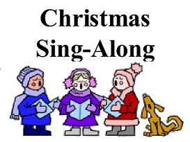 Christmas Sing-a-long 2017