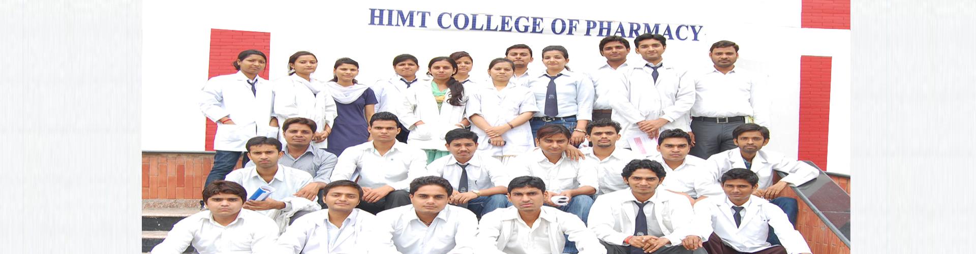 HIMT COLLEGE OF PHARMACY, Gautam Budh Nagar