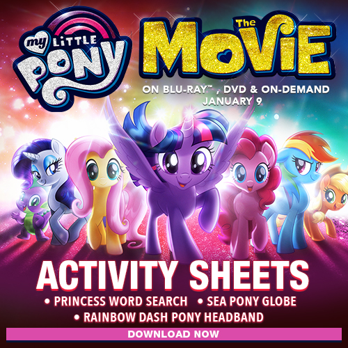 MyLittlePonyBloggerButton My Little Pony: The Movie Activity Sheets for Kids