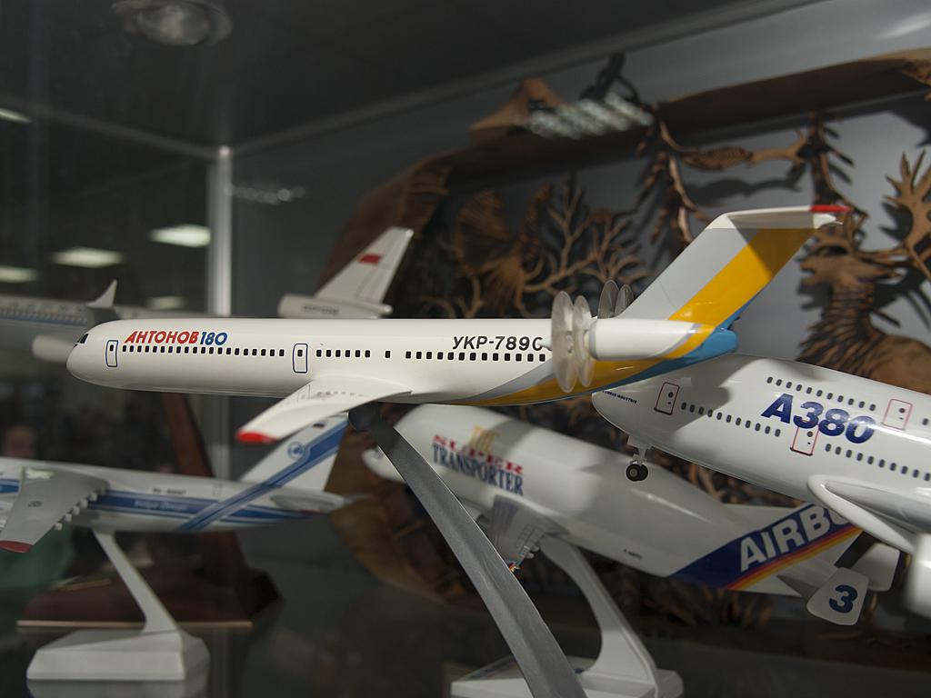 """Самолеты """"Антонов"""", про которые вы не знали"""