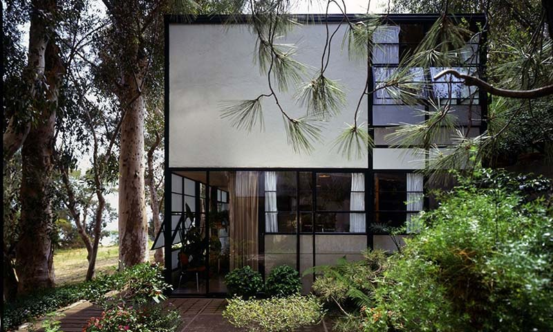 Step inside the Eames House, a divine shrine unchanged since their deaths