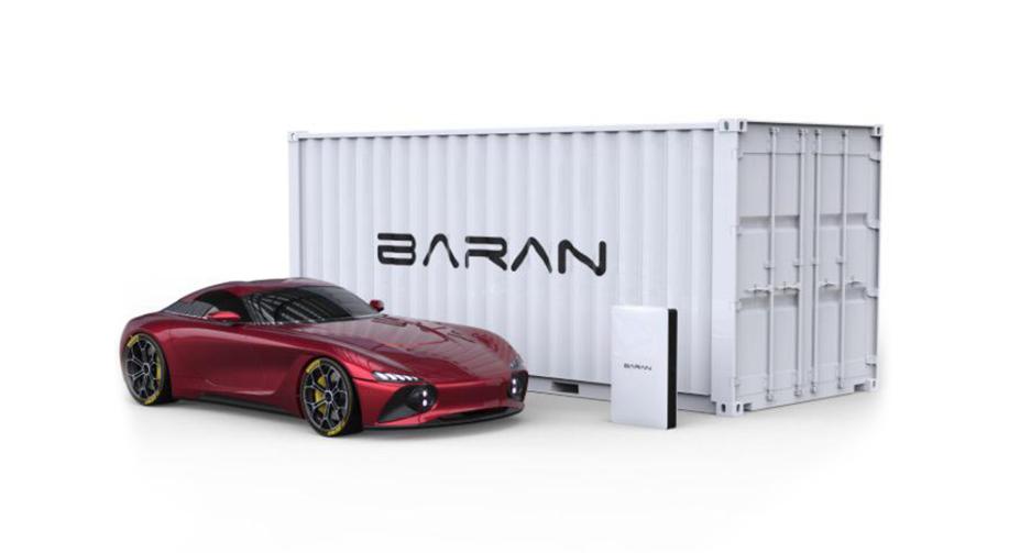 Baran Power - Baran Cube - Baran EV