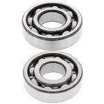 Main Crank Shaft Bearings Kit Yamaha XT500 1976 1977 1978 1979 1980 1981