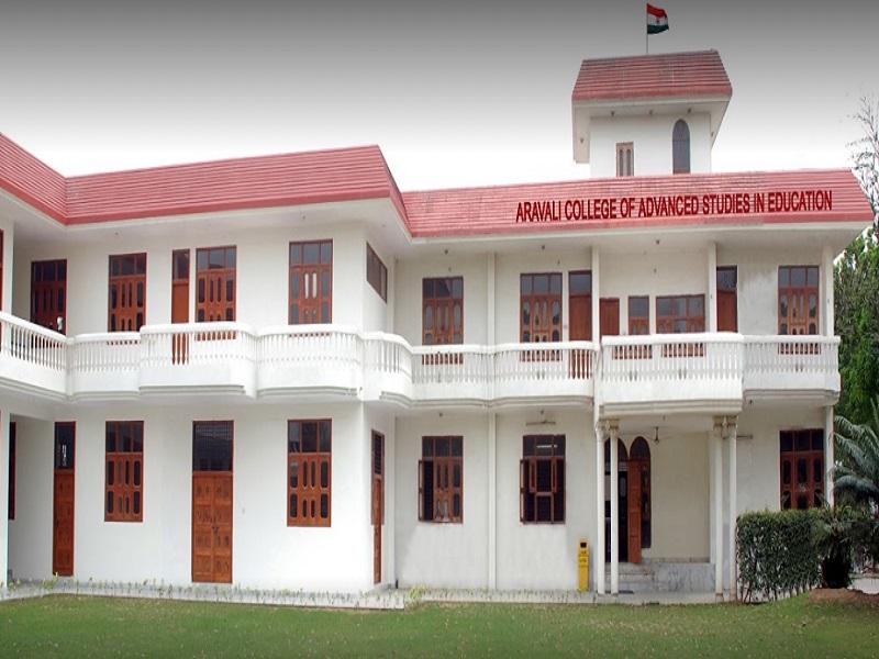 Aravali College of advanced Studies in Education, Faridabad