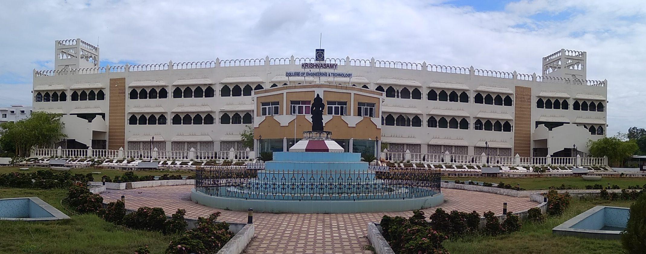 Krishnasamy College of Engineering and Technology, Cuddalore
