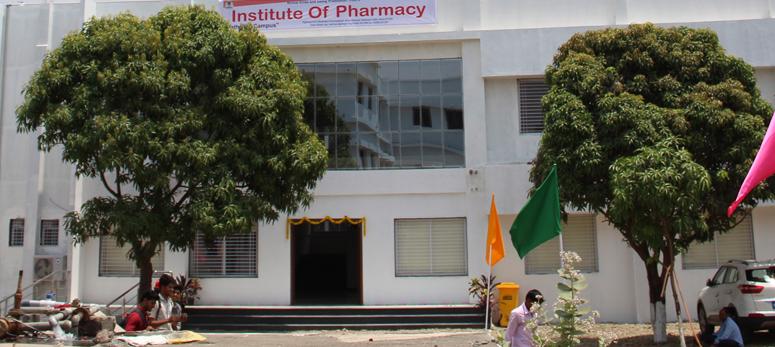 Nirmal krida and Samaj prabodhan trust's Institute of Pharmacy, Jalna