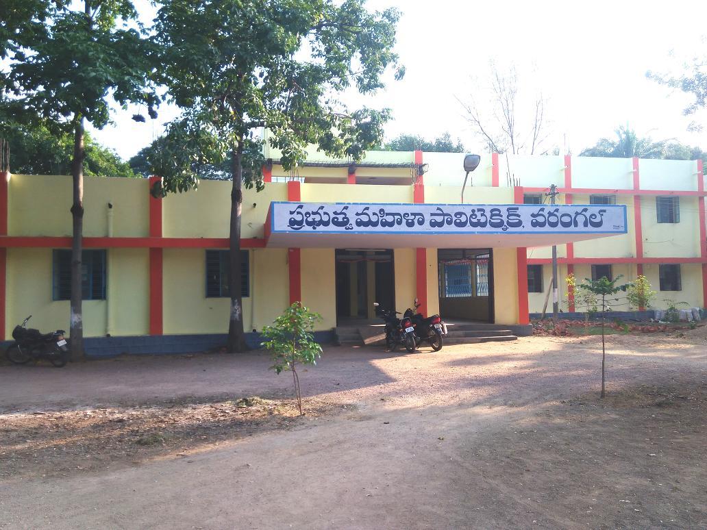 Government Polytechnic For Women, Warangal