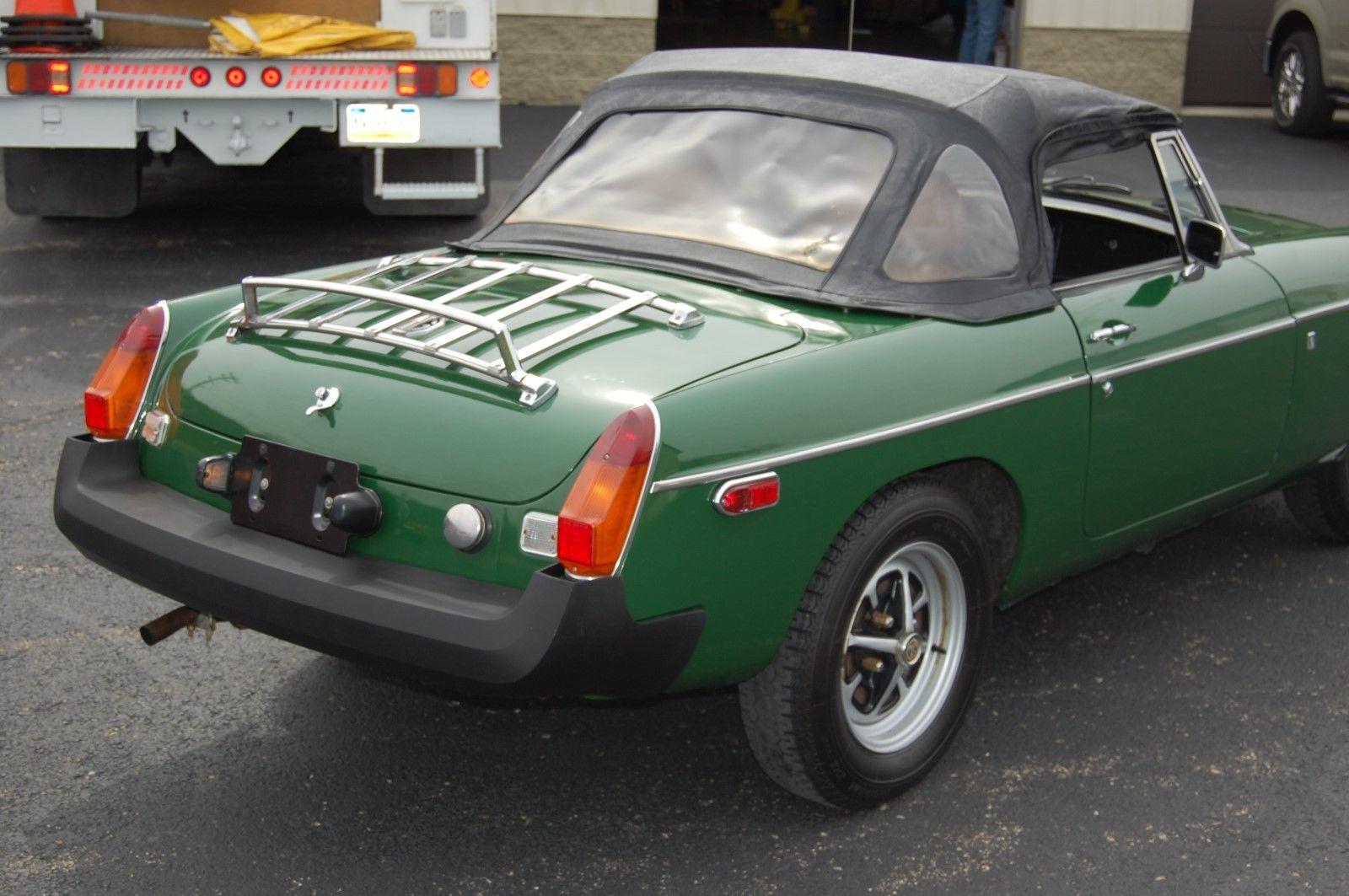 MGB 1977