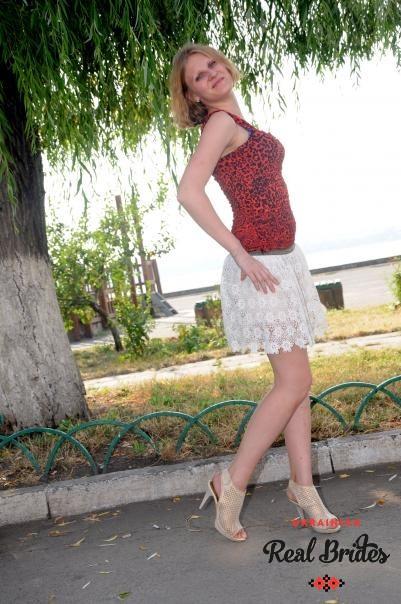 Photo gallery №5 Ukrainian bride Marina