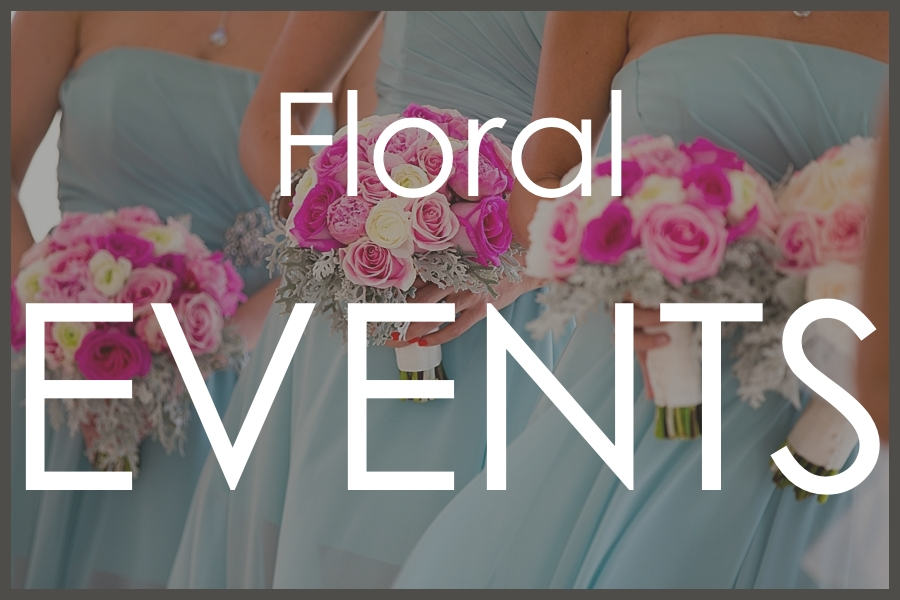Floral Events Contact information (Flowers by Environmental Arts)