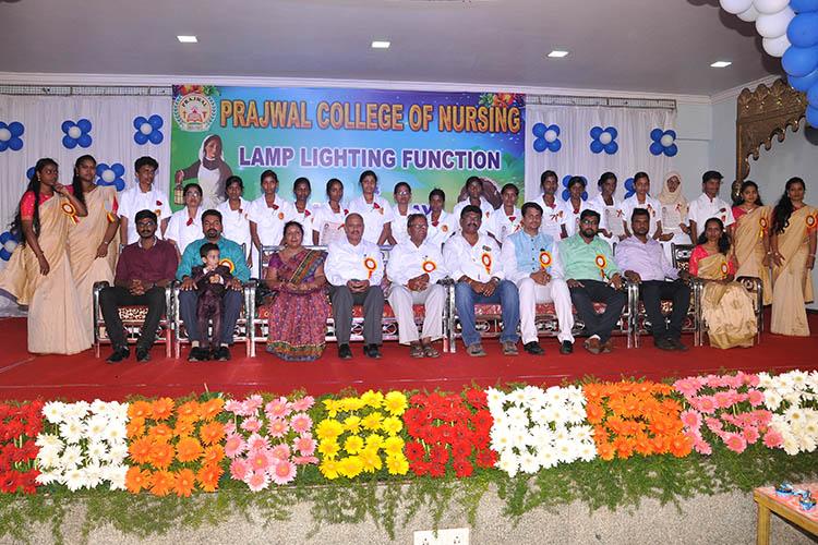 Prajwal College of Nursing Image