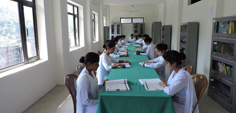 Shakuntla Memorial College of Nursing, Chamba