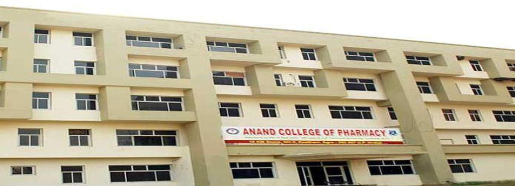 Anand College Of Pharmacy, Agra