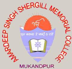 Amardeep Singh Shergill Memorial College, Nawashahr