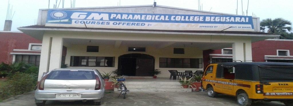 GM Paramedical College, Begusarai