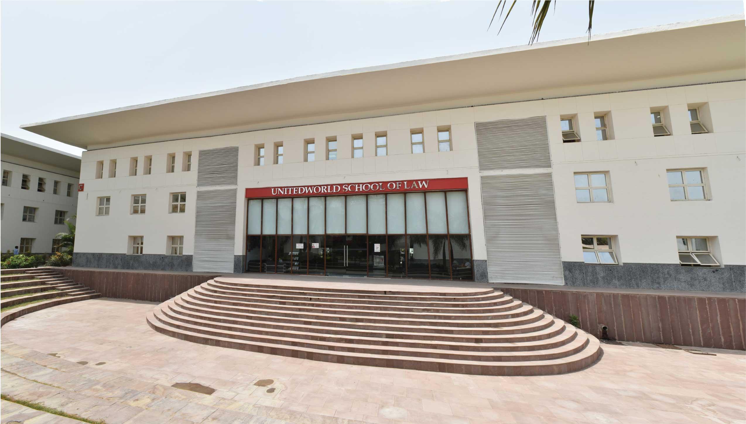 Unitedworld School of Law, Gandhinagar