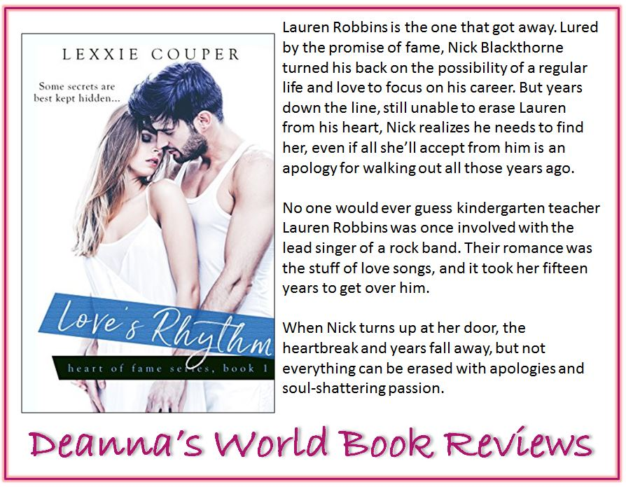 Love's Rhythm by Lexxie Couper blurb