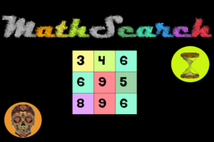 Jeu : MathSearch