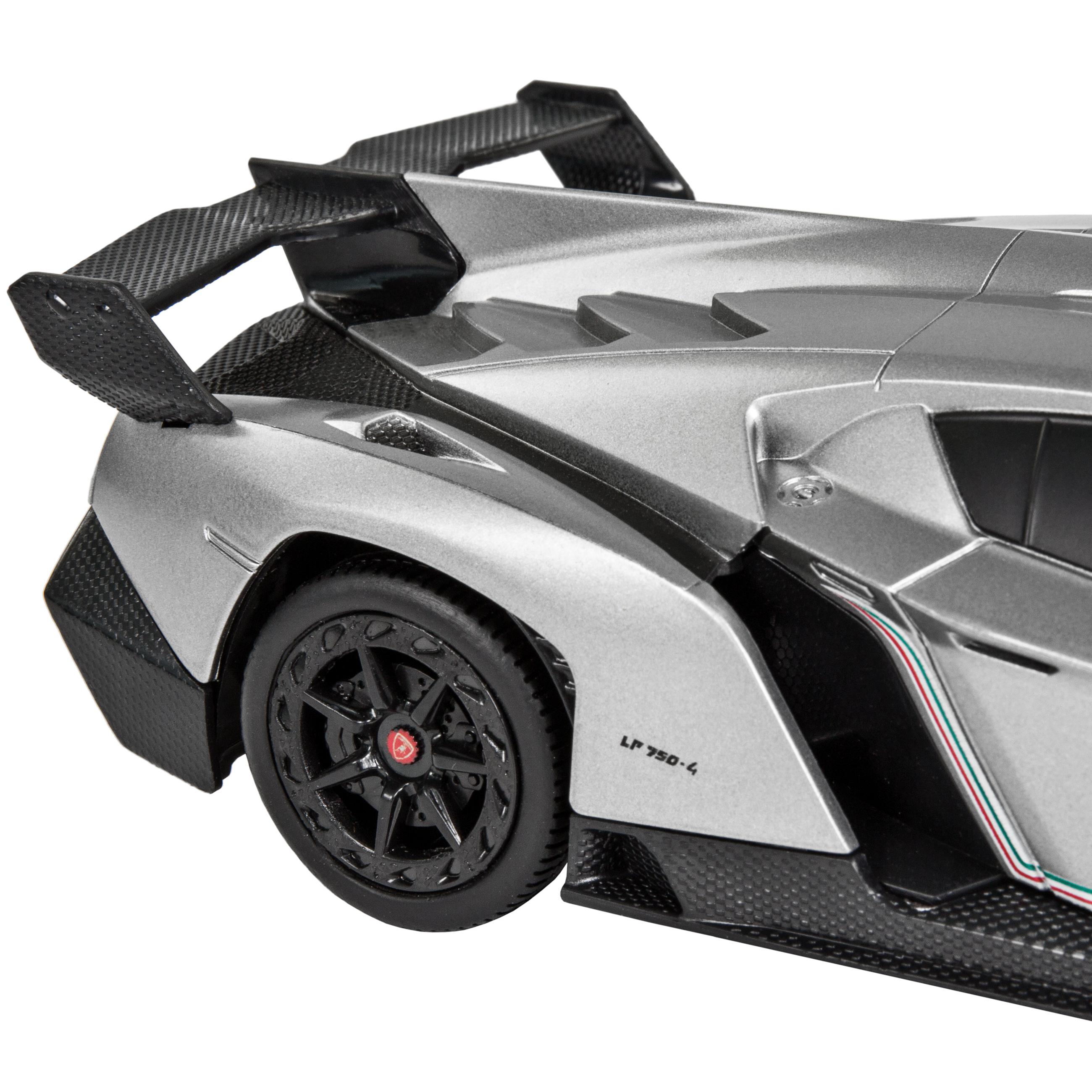 BCP-1-24-Kids-RC-Lamborghini-Veneno-Racing-Car-Toy-w-Lights-Shock-Suspension thumbnail 27